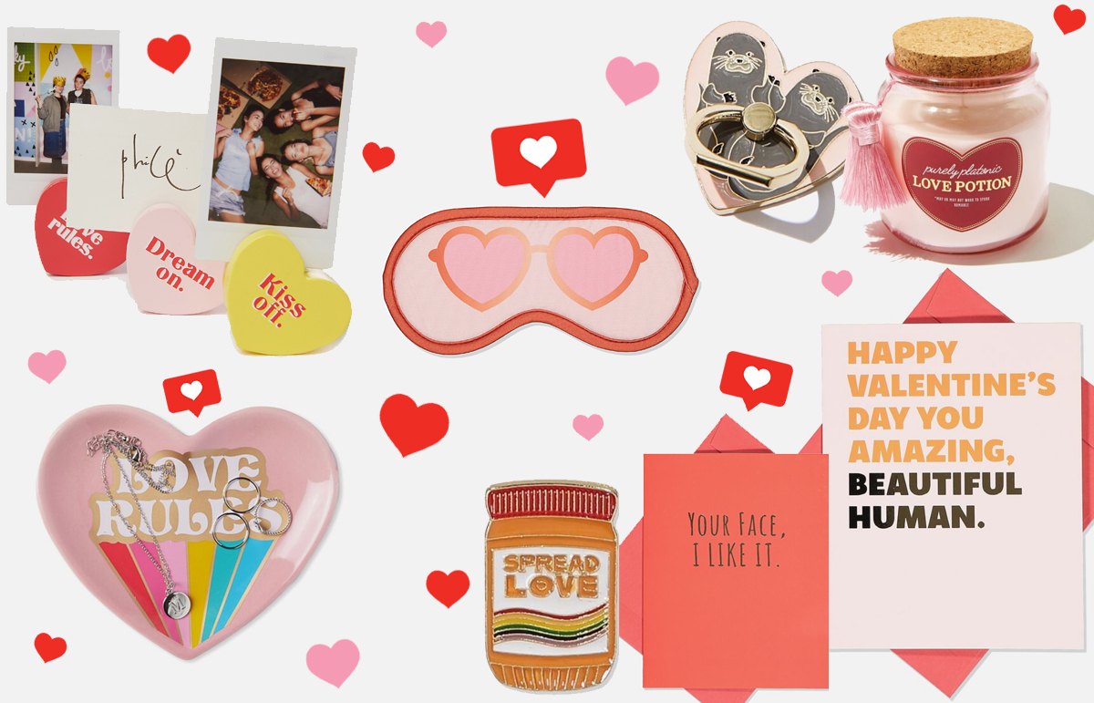 Gift Ideas: The Valentine's Edit