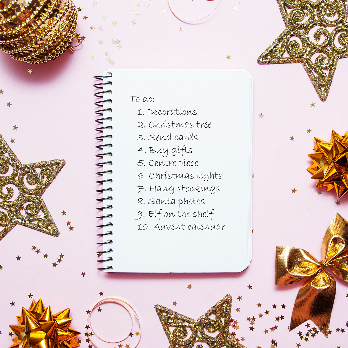 The Ultimate 2019 Christmas Checklist