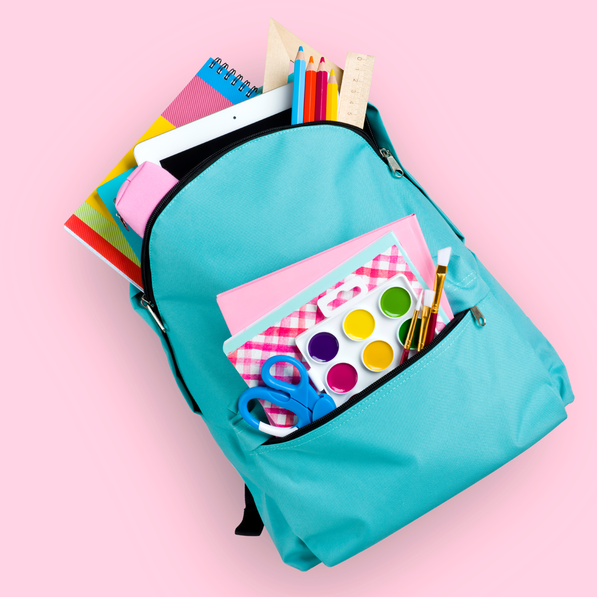 Back to School - it's in the bag!