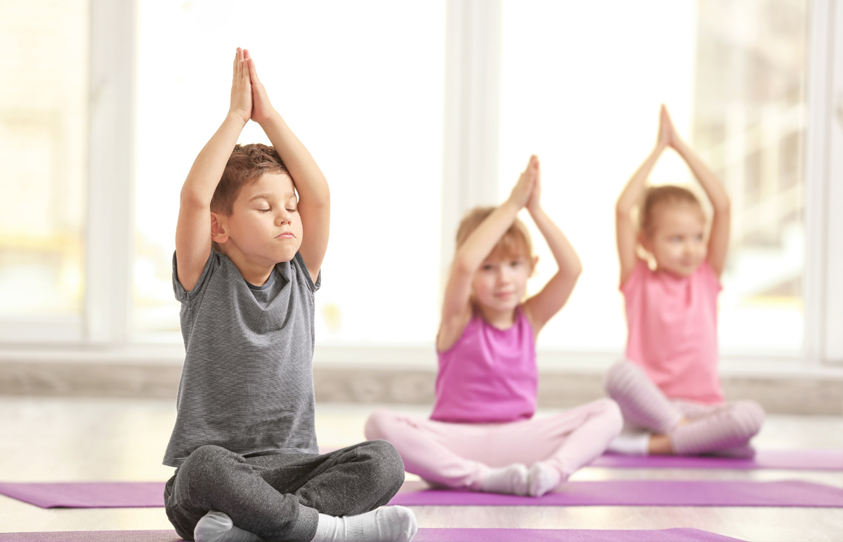 ​Mindfulness for kids - simple ideas that can help reduce anxiety