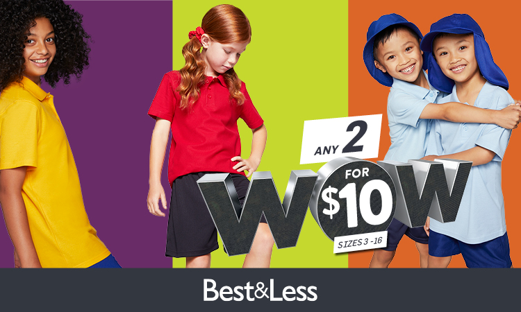 Best & Less Back to School
