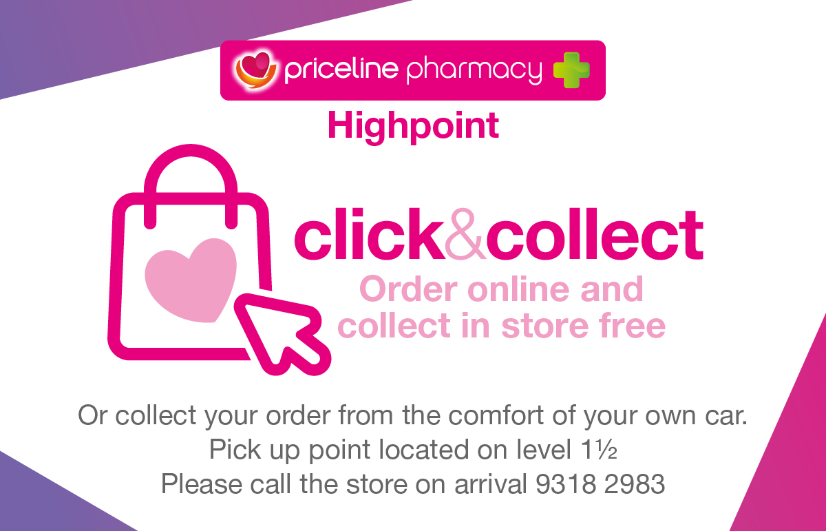 Priceline Click & Collect
