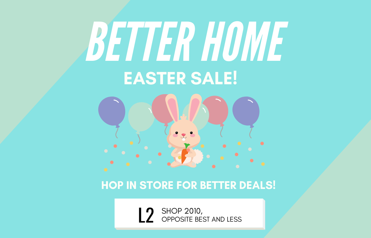 Better Home Easter