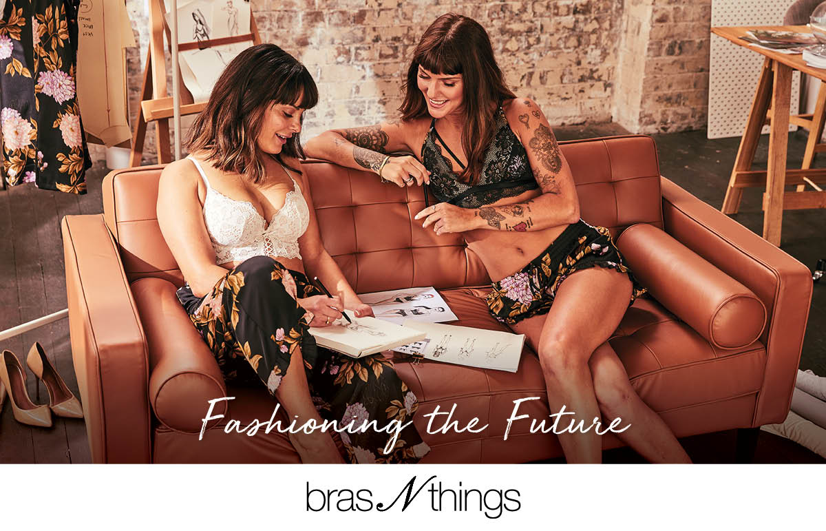 Bras N Things Sustainable Collection