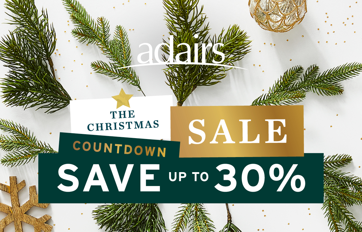 Adairs Christmas Campaign