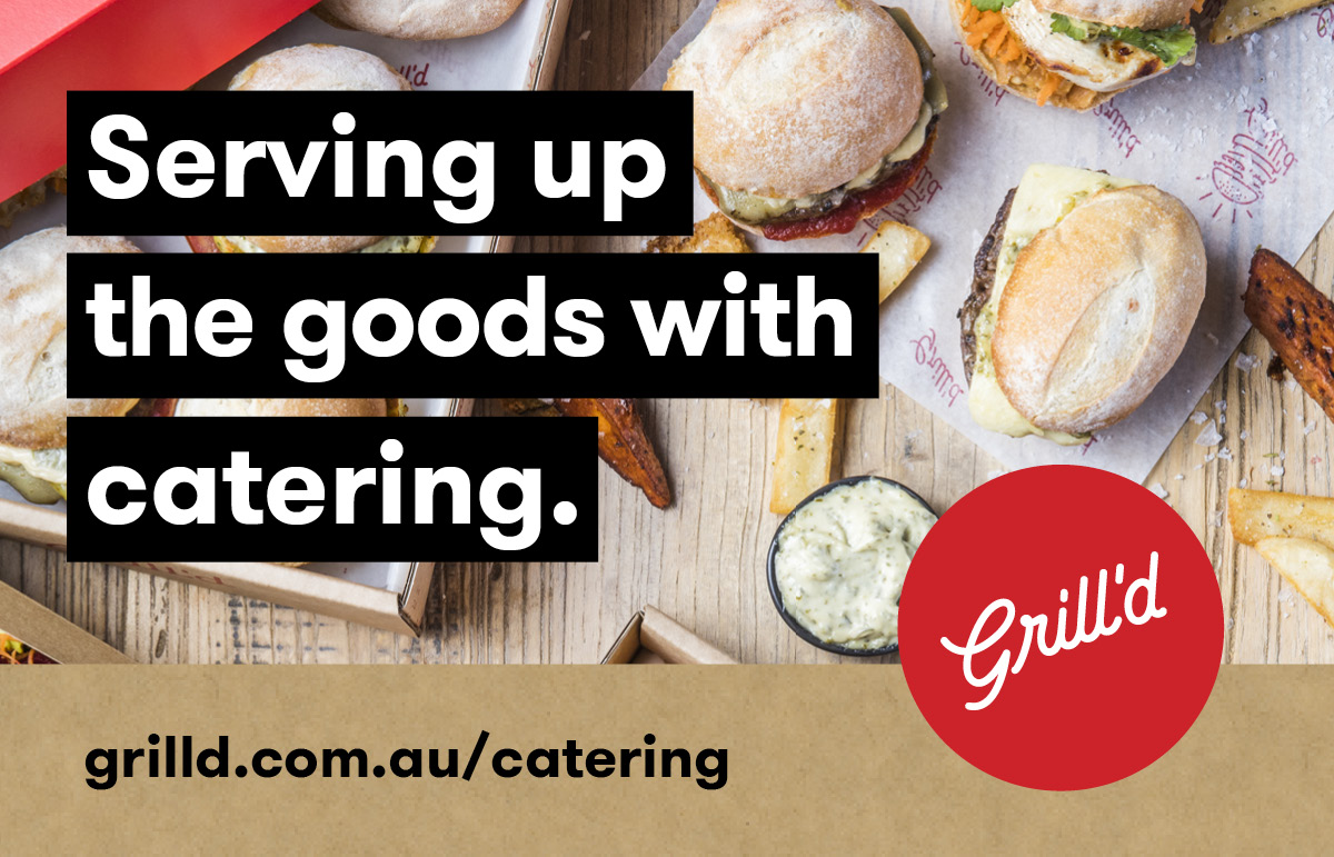 Grill'd Catering