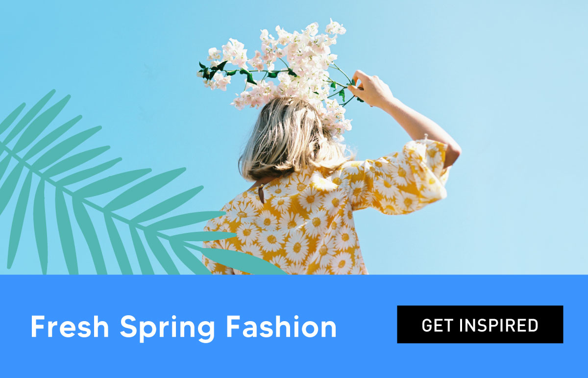 Fresh Spring Fashion