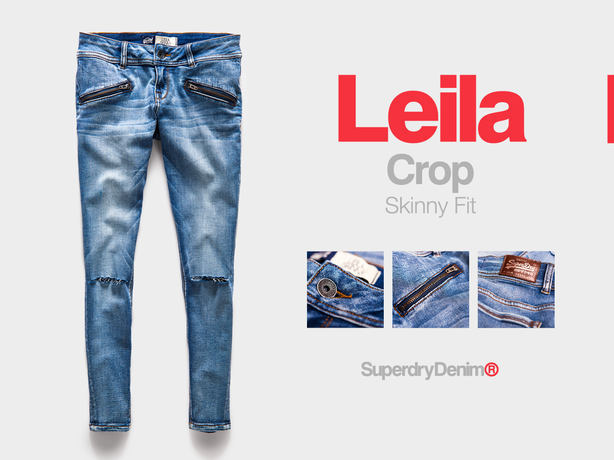 Leila by Superdry