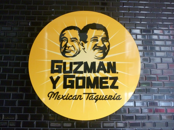 Guzman Gomez in Melbourne