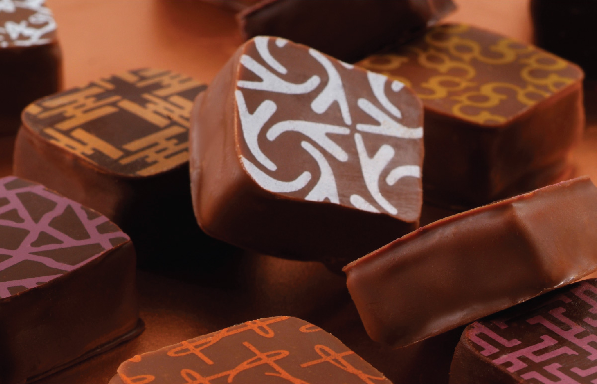 Discover Max's Pralines