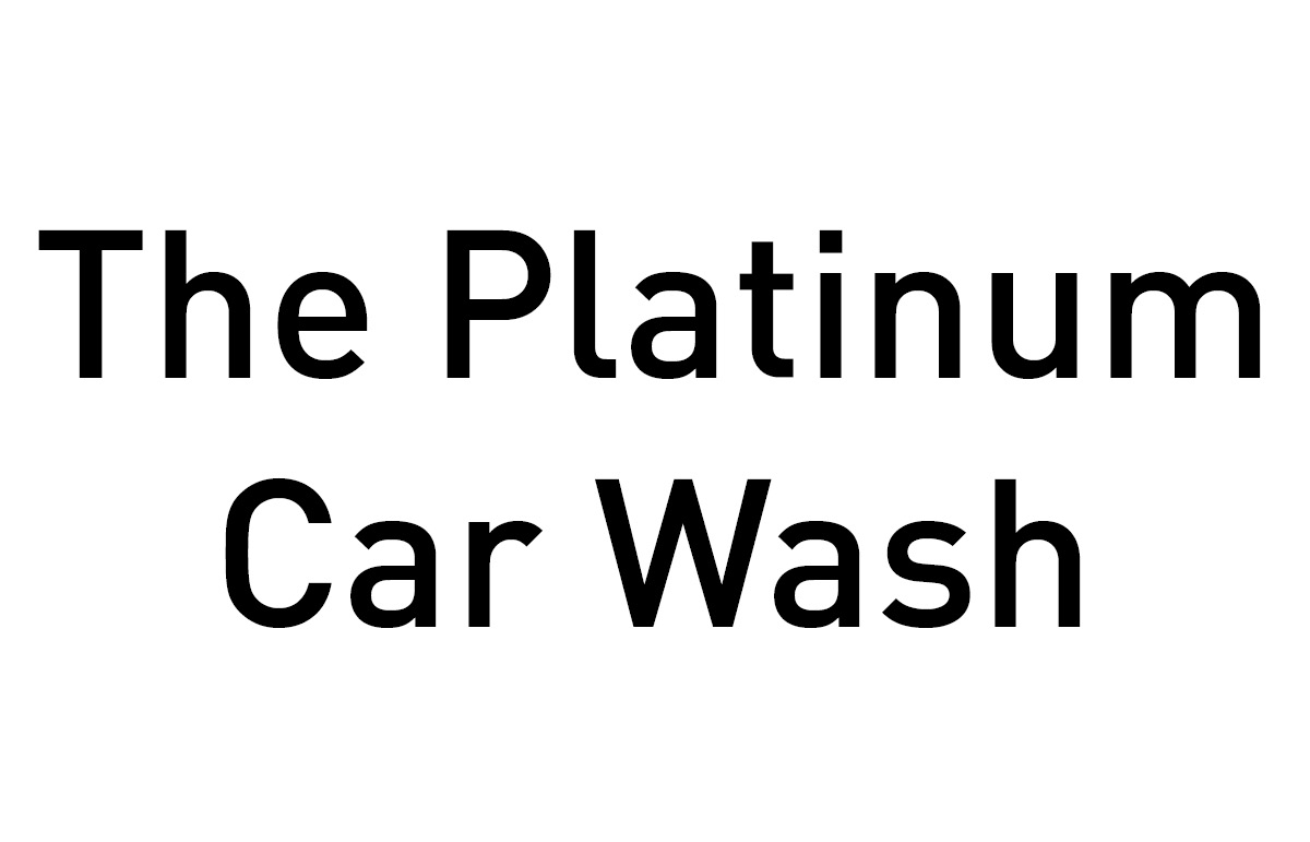 The Platinum Car Wash