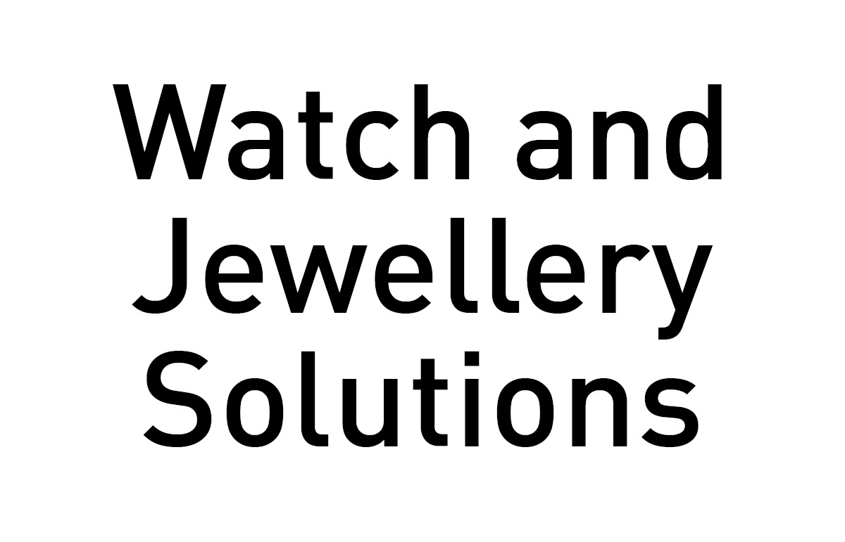 Watch and Jewellery Solutions