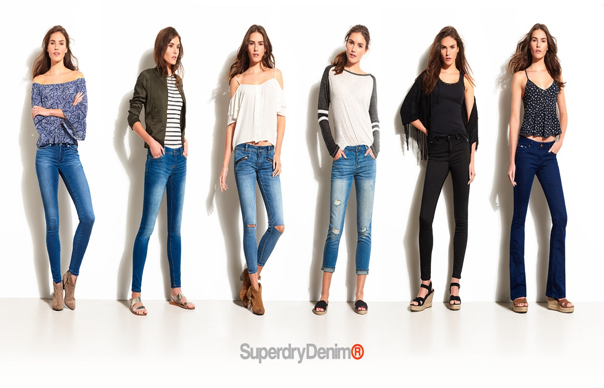 Superdry's New Denim Range is at Highpoint!