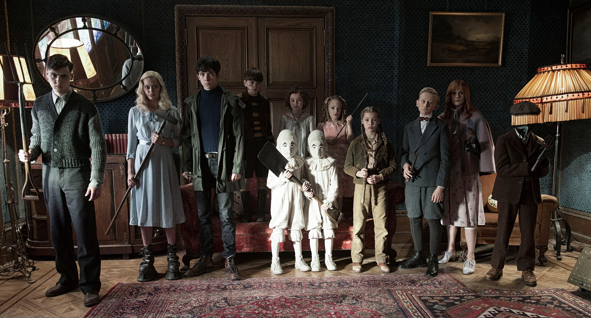 Movie Review | Miss Peregrine's Home for Peculiar Children