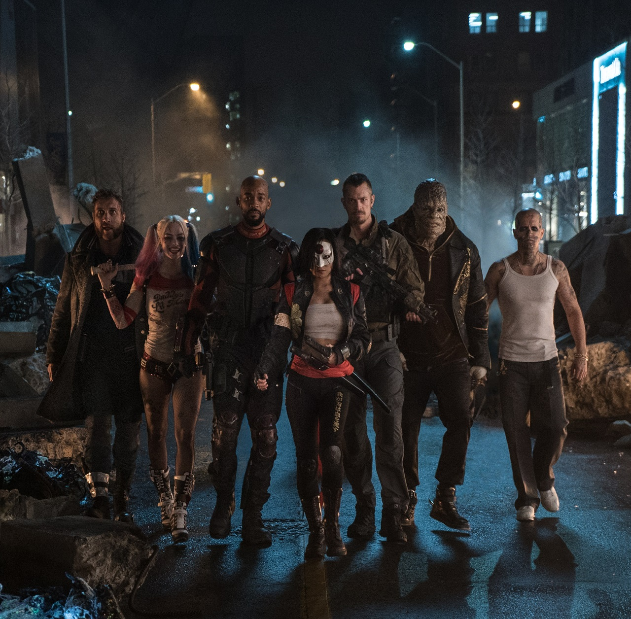Suicide Squad Review + Trailer
