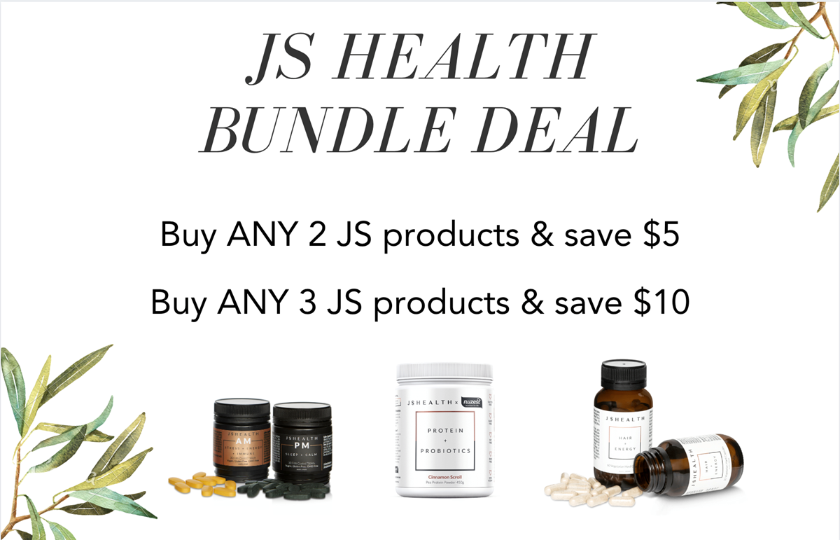 Thrive JS Health Offer