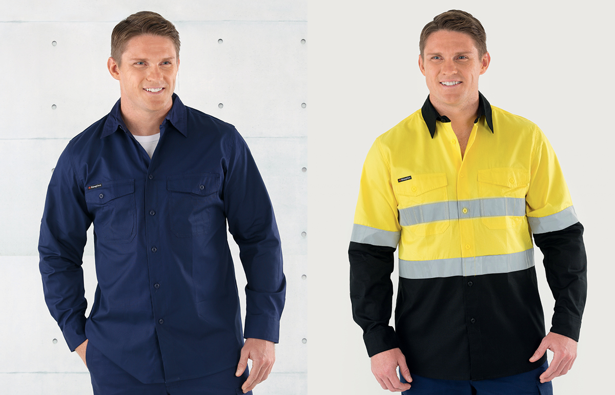 20% OFF Selected Industrial Wear