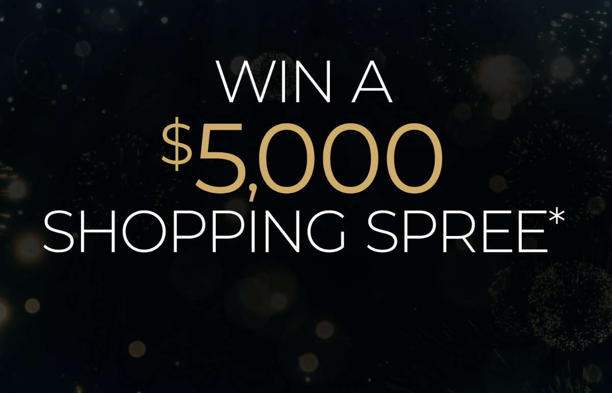 Win a $5000 Shopping Spree at Secrets Shhh